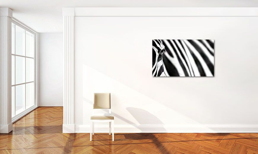 Animal Stripes Obraz 100x60cm