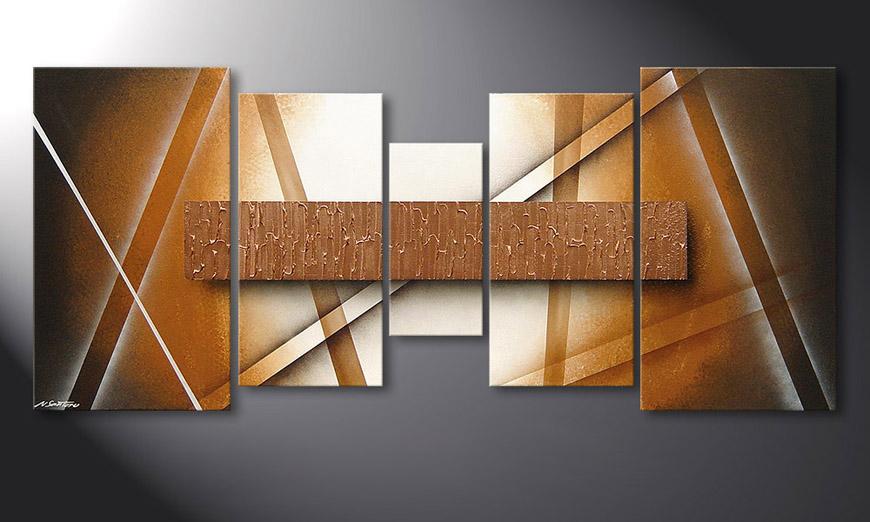 Copper Spectacle 160x70x2cm Obraz