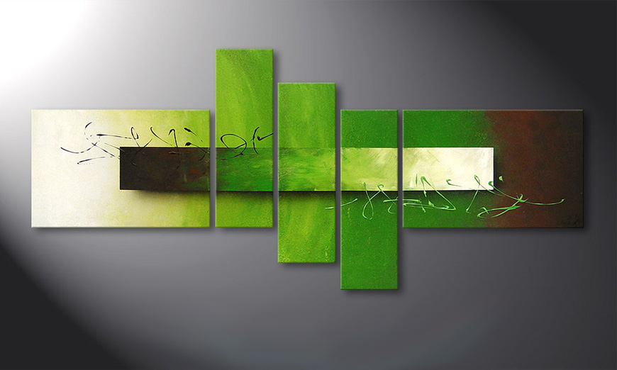 Endless Meadow 180x80x2cm Obraz
