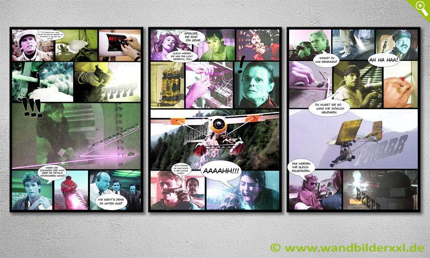MacGyver 150x70x2cm Obraz