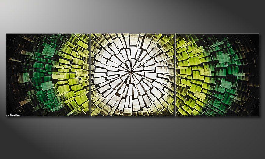 Obraz Light of Hope 210x70x2cm