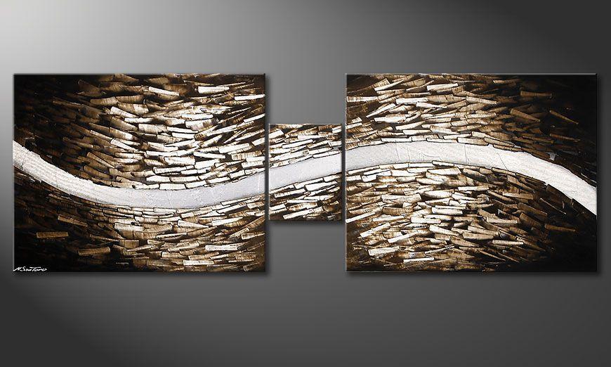 Obraz XXL Clear River 230x80x2cm