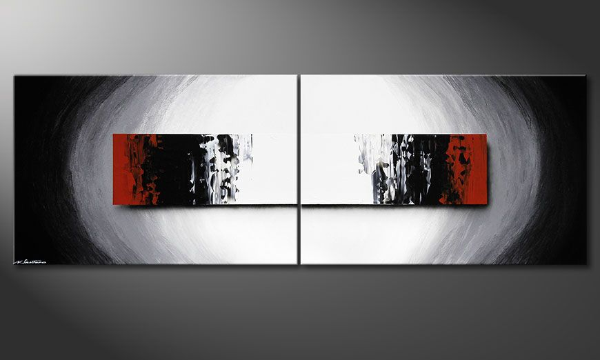 Obraz XXL Deep Space 240x80x2cm