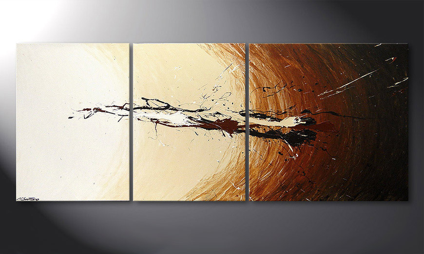 Power of Earth 170x70x2cm Obraz