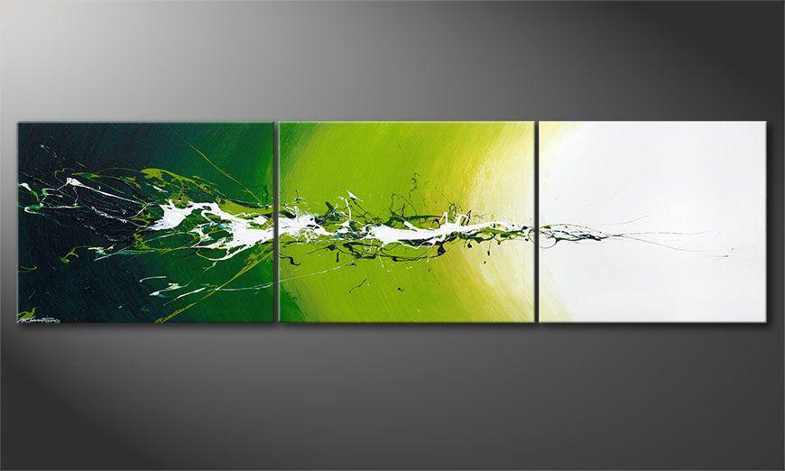 Power of Nature 260x70x2cm Obraz-XXL