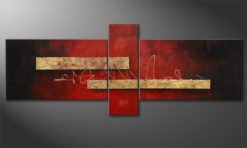 Sense of Delight 230x90x2cm Obraz