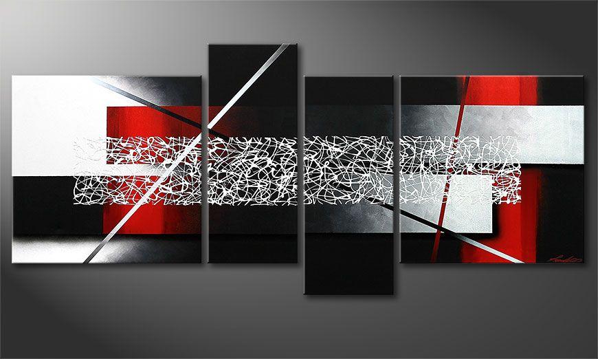 Sudden Inspiration 180x80x2cm Obraz