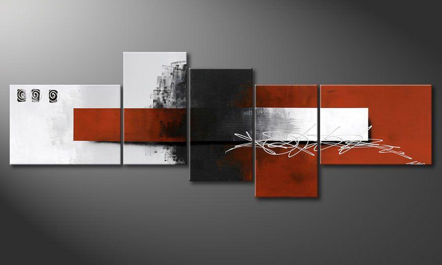 Nowoczesne obraz Follow your Dream 260x90x2cm