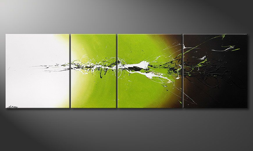 Obraz XXL Juicy Splash 260x80x2cm