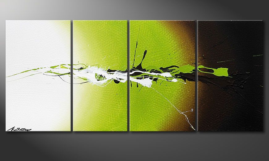 Obraz do salonu Juicy Splash 115x50x2cm