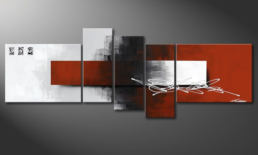 Obraz na blejtramie Follow your Dream 160x60x2cm