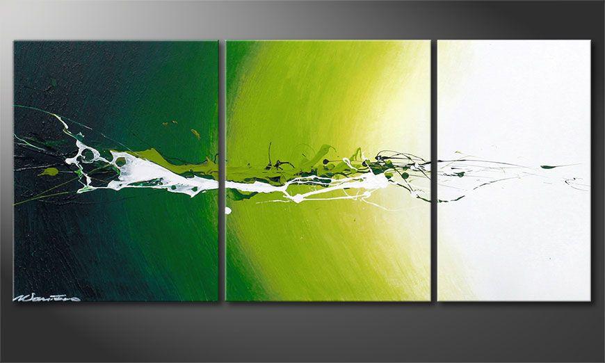Obraz na blejtramie Power of Nature 110x50x2cm