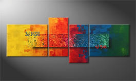 Obraz 'Colors Of Nature' 180x70cm