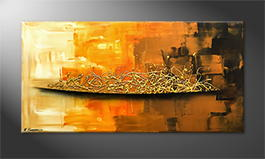 Obraz 'Golden Morning' 120x60cm