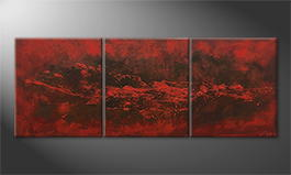 Obraz 'Heaven and Hell' 210x80cm