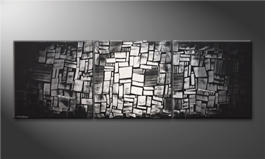 Obraz 'Light Mosaic' 240x80cm