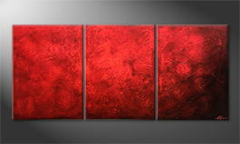 Obraz 'Red Dream' 180x80cm