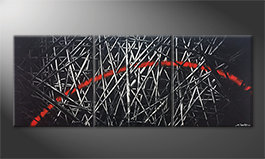 Obraz do salonu 'Arc Of Suspense' 180x70cm