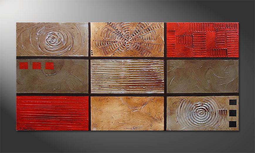 Kittenish Moments 140x70x2cm Obraz