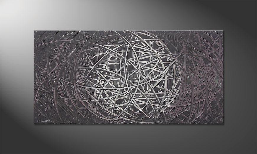 Moonshine 120x60x2cm Obraz