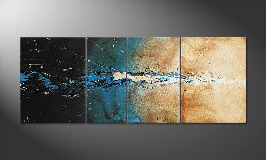 The Source 170x70x2cm Obraz