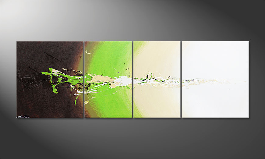 Obraz XXL Fresh Splash 240x80x2cm