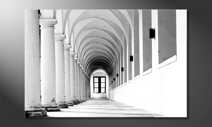 Ładne malowanie Columns Gallery