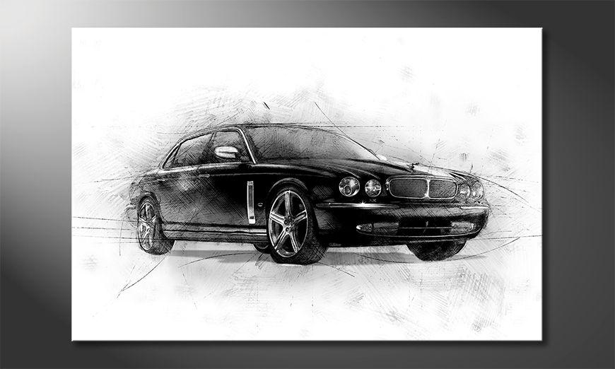 ?adne malowanie Black Jag