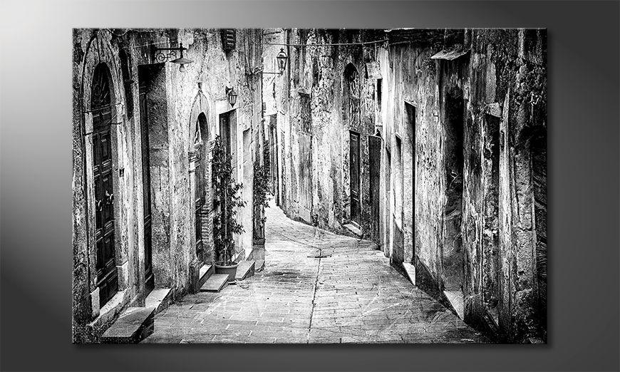 ?adne malowanie Charming Old Streets