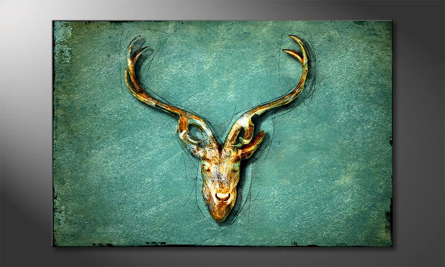 ?adne malowanie The Deer