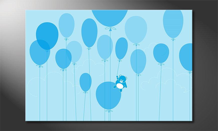 Balloons Obraz