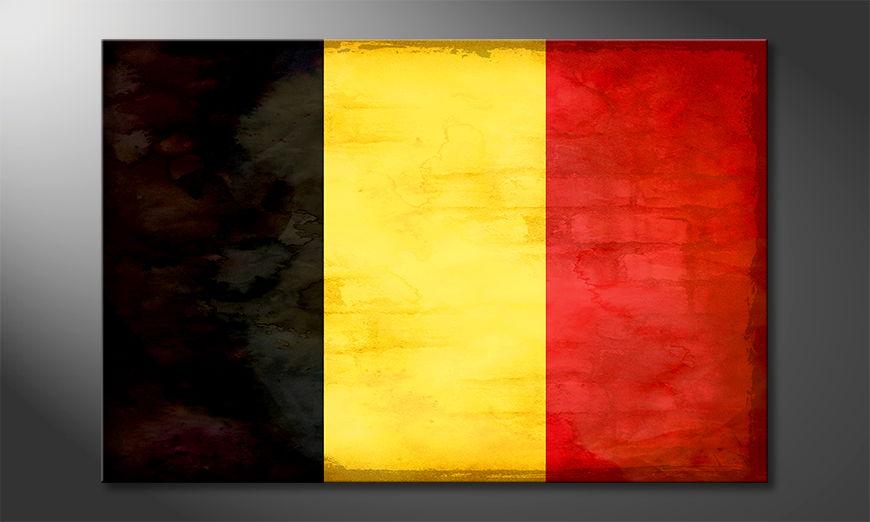 Belgia Obraz