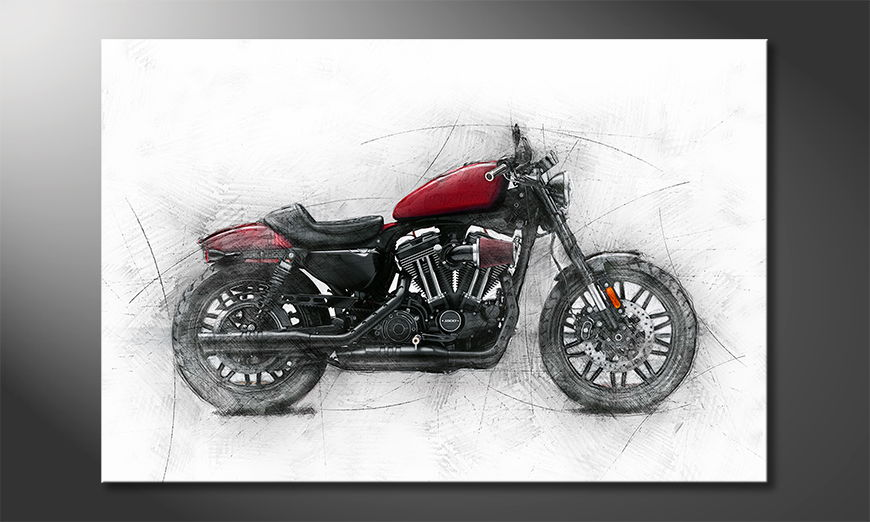Bike 7 Obraz