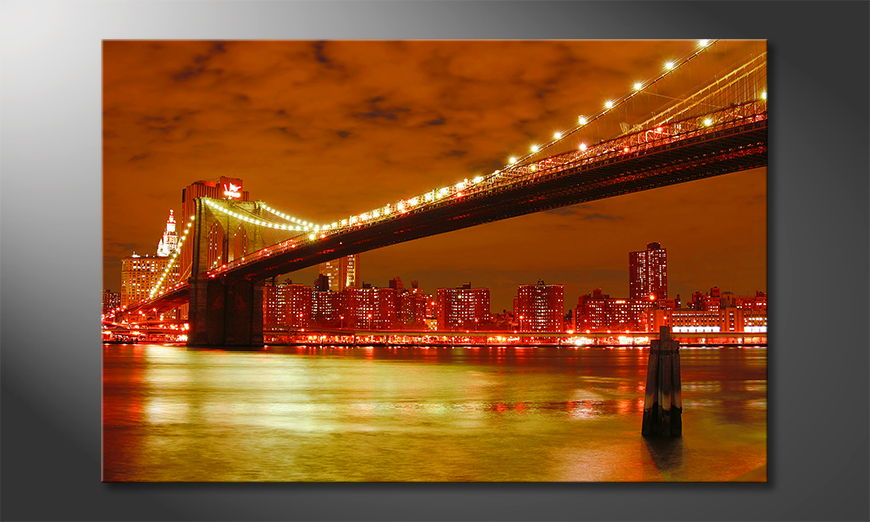 Brooklyn-Bridge-Obraz