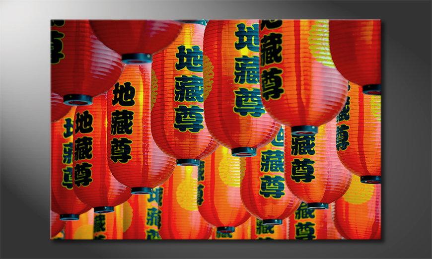 Chinatown Obraz