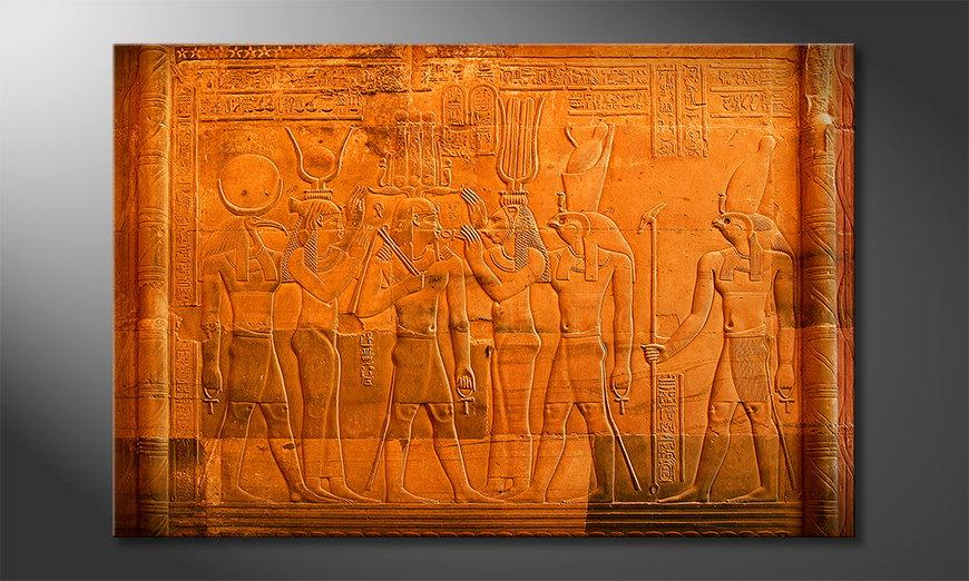 Egypt Obraz