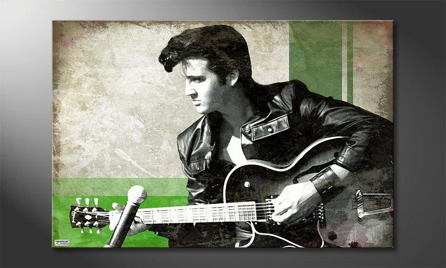 Elvis Obraz
