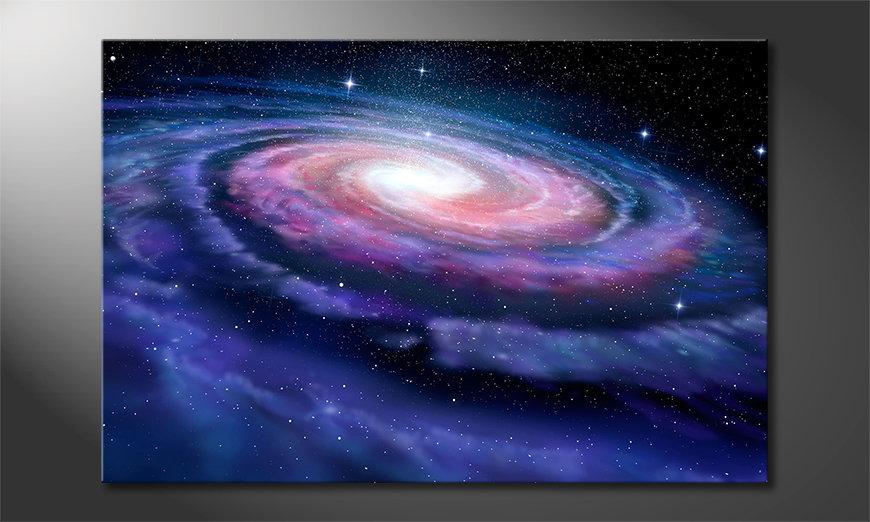 Far Galaxy Obraz