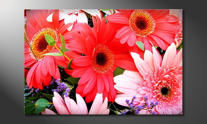 Flowery Scent Obraz