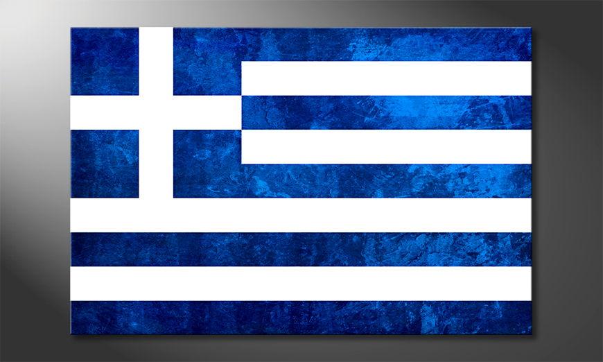 Grecja Obraz