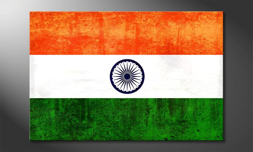 Indie Obraz
