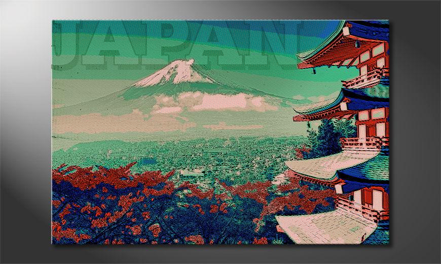 Japan Obraz