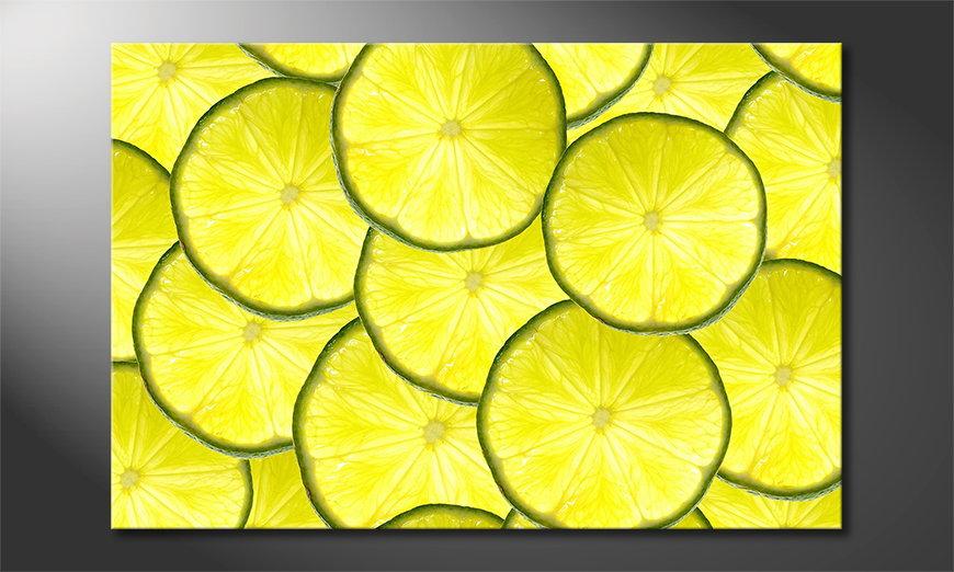 Limes Obraz