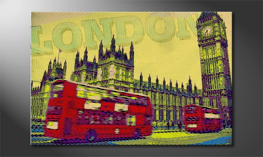 Londyn Obraz
