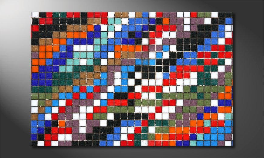 Mosaic Obraz