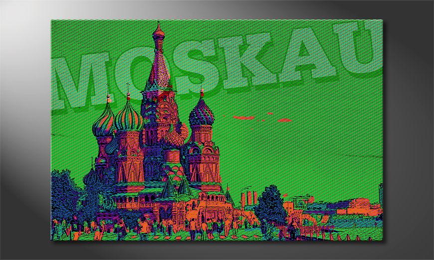 Moskwa Obraz