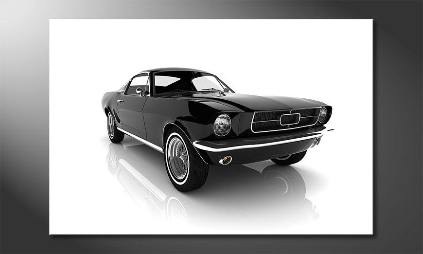 Mustang Obraz