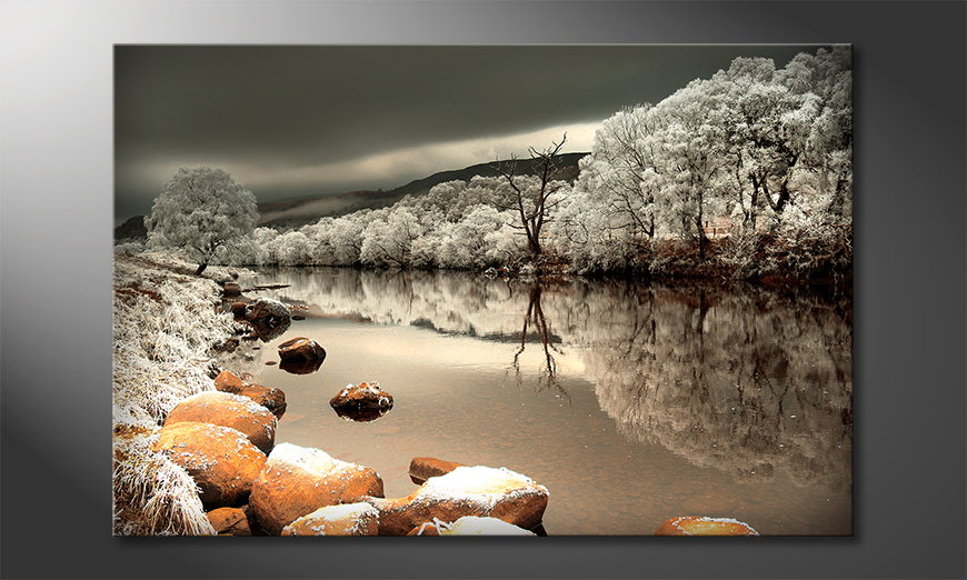 Mystic River Obraz
