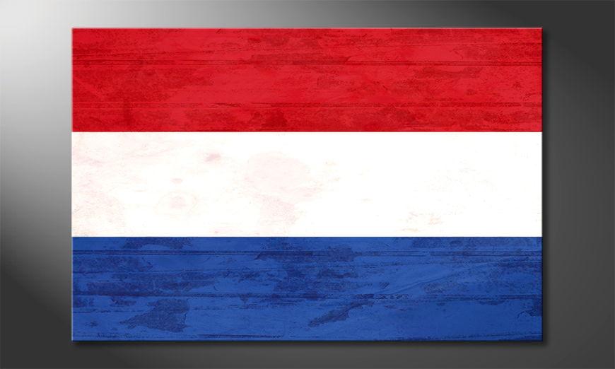 Niderlandy Obraz