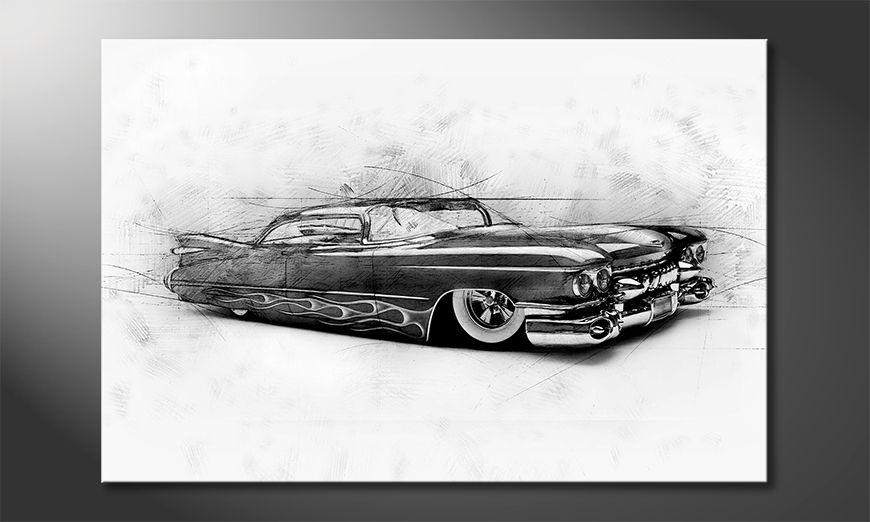 Nowoczesne obraz Beauty Cadillac
